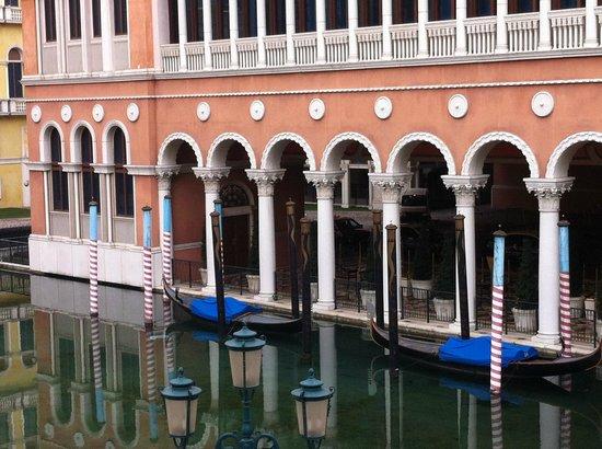 surrounding venetian buildings picture of casino at
