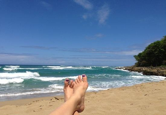 Natura Cabana Boutique Hotel & Spa: happy me :)