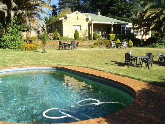 Aloes Guesthouse: Pool