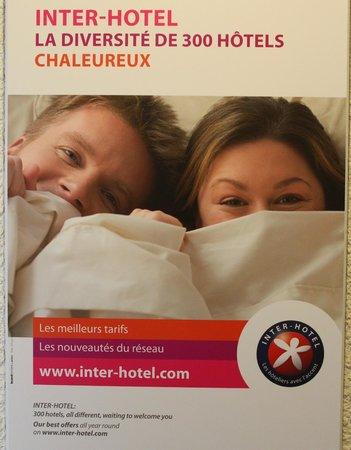 Hotel de France: Inter Hôtel 2013