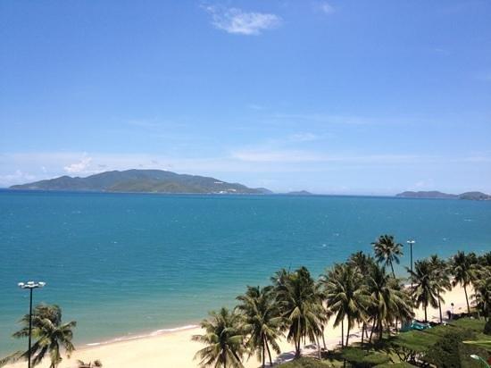 Sheraton Nha Trang Hotel and Spa: Ausblick