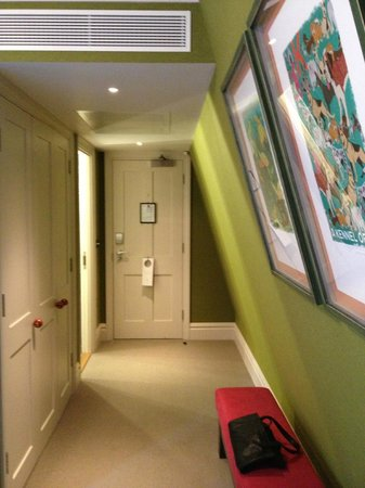 Dorset Square Hotel: Luxury Room