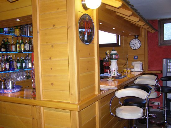 Hotel Mila : le bar