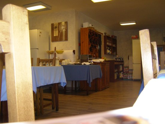 Hotel Mila: la salle de restaurant