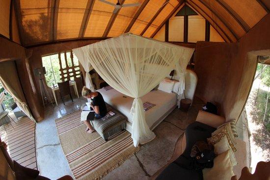 Garonga Safari Camp: Zimmer