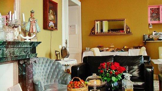 Hotel Miramare: Salon