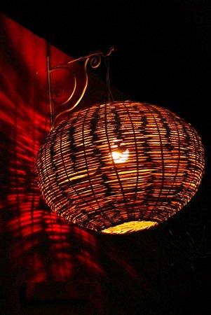 Riad Nejma Lounge : Terrasse