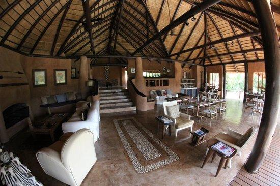 Garonga Safari Camp: Bereich