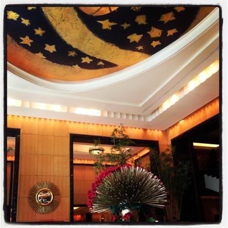 Hotel Mulia Senayan, Jakarta: lobby