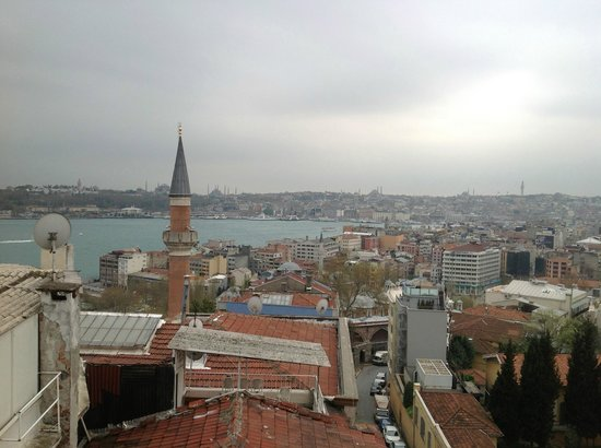 Witt Istanbul Suites: View from room ·52