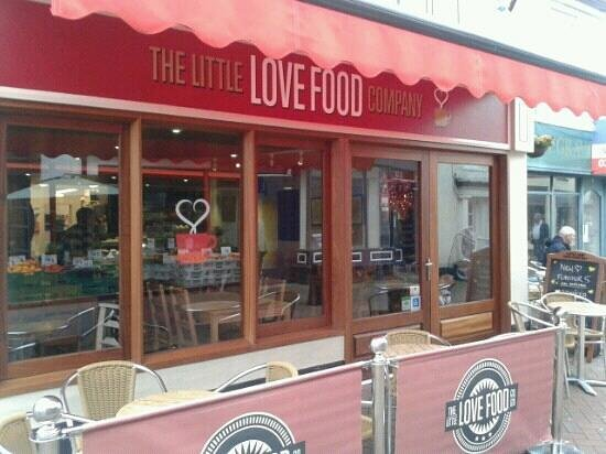 The Little Love Food Company: Love this cafe