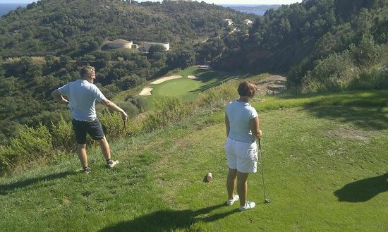 Golf de Sainte Maxime