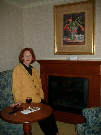 Hotel Manoir Victoria: Notre chambrre