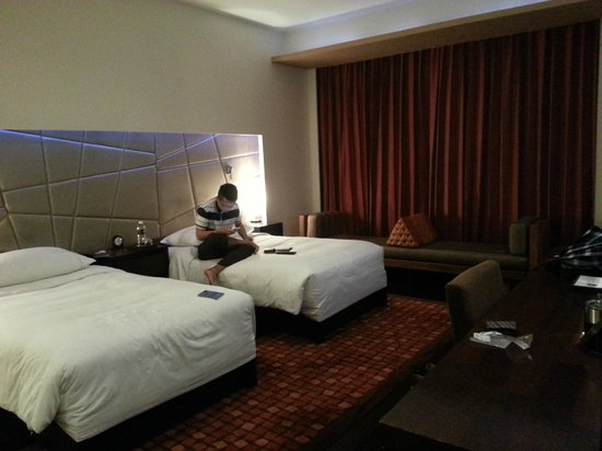 Vie Hotel Bangkok Mgallery By Sofitel View Of Deluxe Room