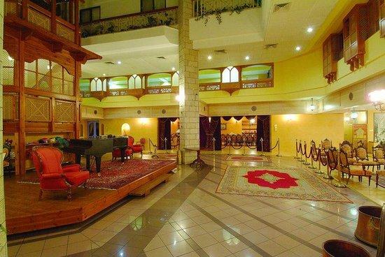 Dona Gracia Hotel: lobby