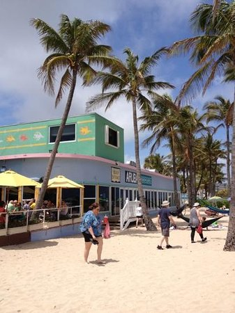 Aruba Beach Cafe Great Place To Spend A Sunday Afternoon
