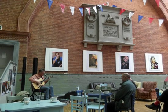 Lincoln Drill Hall : Live music