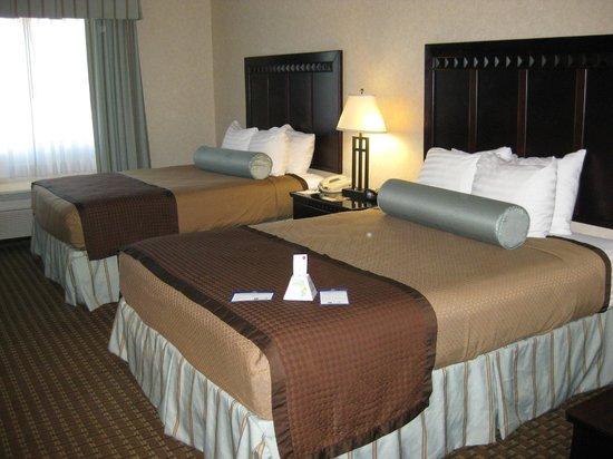 Best Western Plus Main Street Inn: 2-Bett-Zimmer
