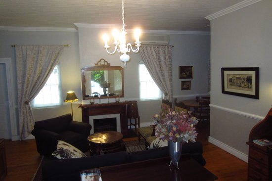 The Prime Spot Guest House : Plenty of common space for everybody