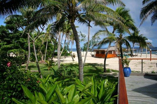 Yasawa Island Resort and Spa: Activity center