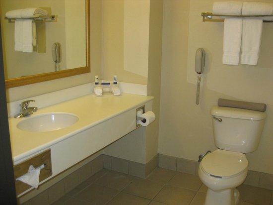 Rodeway Inn & Suites: Bad
