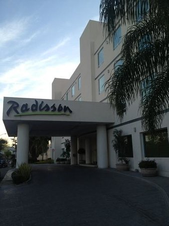 Radisson Poliforum Plaza Hotel Leon: radisson León