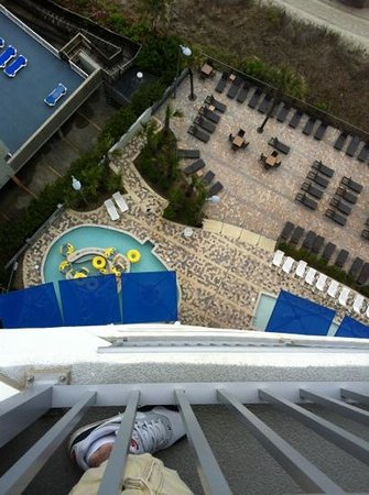 Oceans One Resort: 15th floor