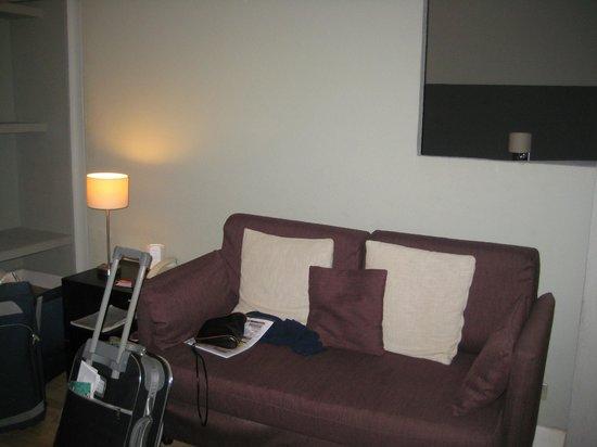 HG Tenerife Sur Apartments: sofa