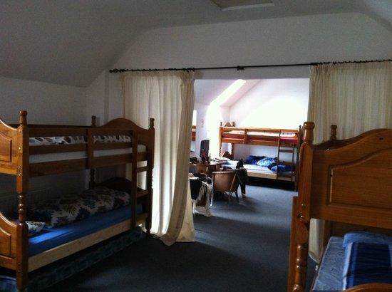 Ballyeamon Barn: Sleeping area