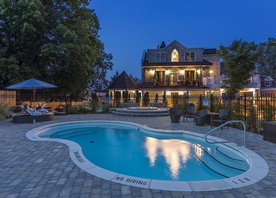 The Manse Boutique Inn : Pool