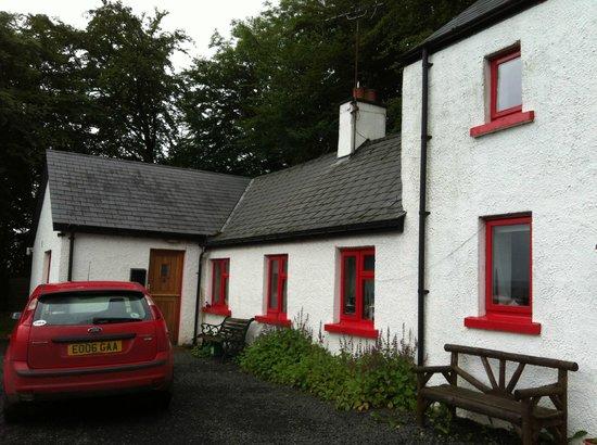 Ballyeamon Barn: Outside