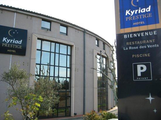 Kyriad Prestige Aix En Provence : l'hotel