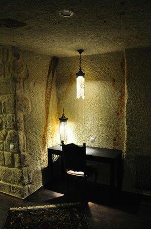 Cappadocia Estates Hotel: Çalışma alanından şık bir görüntü