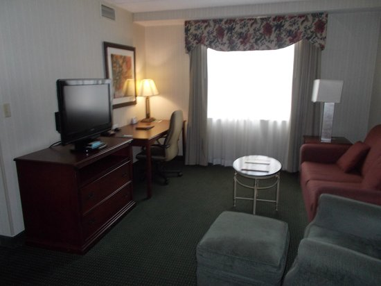 Homewood Suites by Hilton Buffalo-Airport: Living Room