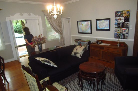 The Prime Spot Guest House : The common room