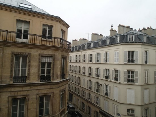 Hotel Royal Madeleine : View from the Privilege Room