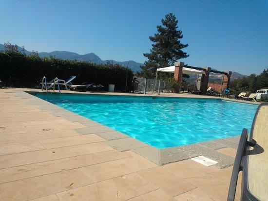 Hotel Gli Orzali: la piscina