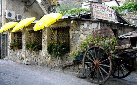 Montalto Ligure, Italy: Trattoria Ligure da Graziella ...