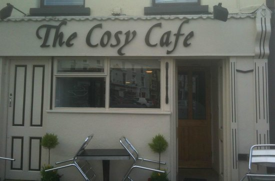 The Cosy Cafe