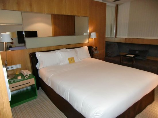 Alfonso Hotel: cama