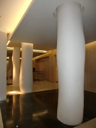 Alfonso Hotel: hall