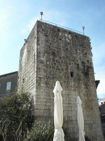 Pentagonal Tower