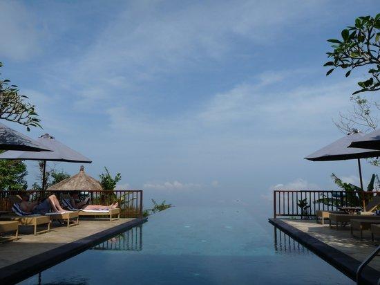 Munduk Moding Plantation: la piscine de l hotel: superbe
