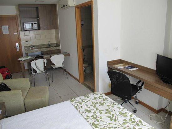 Nobile Suite Monumental: Nobile Suites - Brasília