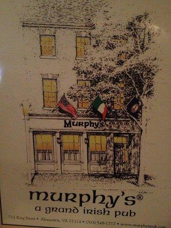 Murphy's Grand Irish Pub: Pub of the Irish