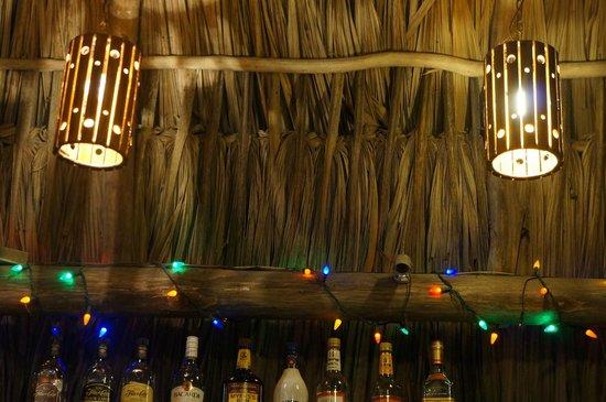 Villas Pico Bonito: The Bar