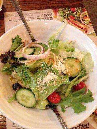 Bertucci's: Italian Salad