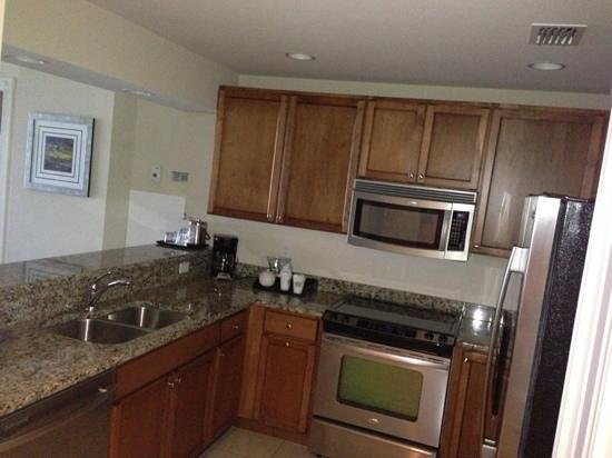 The Westin Cape Coral Resort At Marina Village: kitchen area