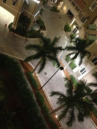 The Westin Cape Coral Resort At Marina Village: view from elevators