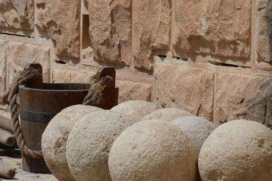Kalkara, Malta: balls